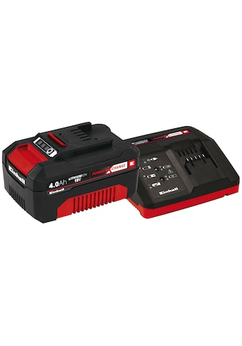EINHELL Akku - Set »Starter - Kit Power X - Change «, 18 V, 4 Ah und Ladegerät kaufen