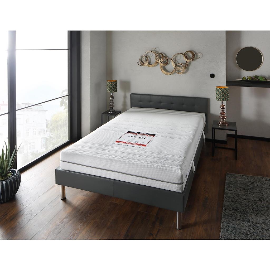 BeCo EXCLUSIV Komfortschaummatratze »Power Dream«, 21 cm cm hoch, (1 St.), Note: SEHR GUT, Haus&Garten-Test 5/2018*, tolle Fitnessmatratze