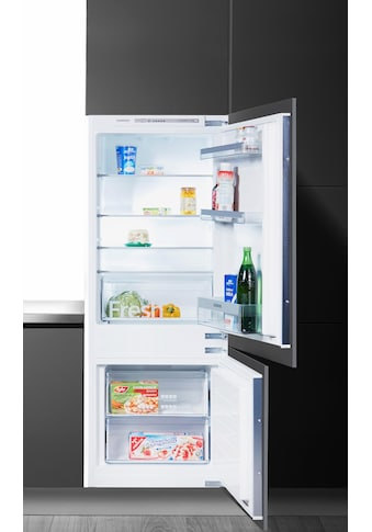 SIEMENS Einbaukühlgefrierkombination, 144,6 cm hoch, 54,5 cm breit kaufen