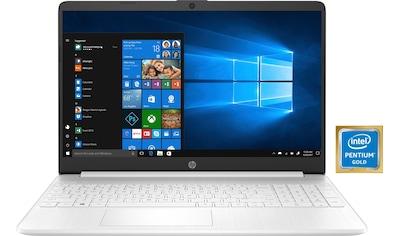 HP 15s - fq0212/214ng Notebook (39,6 cm / 15,6 Zoll, Intel,Pentium Gold, 512 GB SSD) kaufen