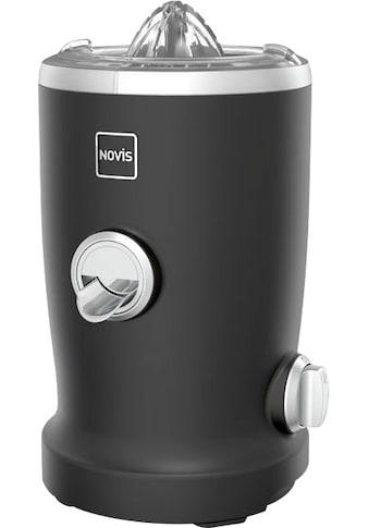 NOVIS Entsafter »VitaJuicer S1 schwarz matt«, 240 W kaufen