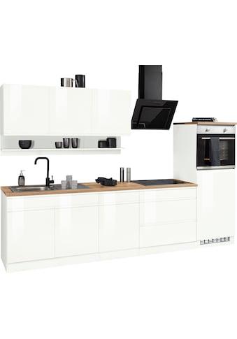 HELD MÖBEL Küchenzeile »Virginia«, ohne E-Geräte, Breite 290 cm kaufen