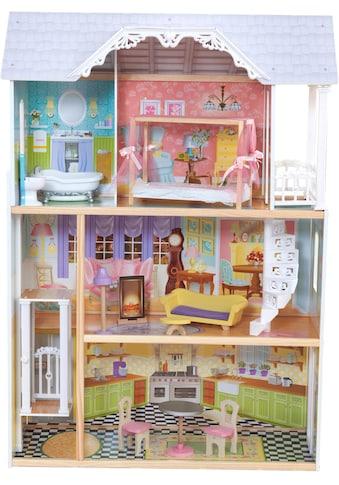 KidKraft® Puppenhaus »Kaylee«, inklusive Möbel kaufen