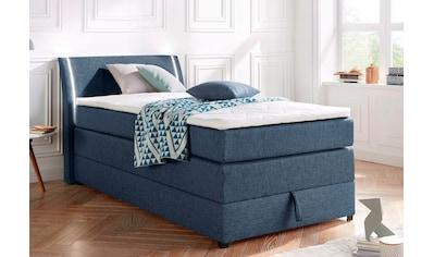 Breckle Boxspringbett, mit Bettkasten und LED-Beleuchtung kaufen