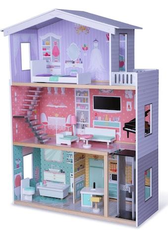CHIC2000 Puppenhaus »Isabella«, inkl. Puppenmöbel kaufen