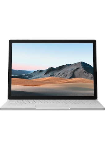 "Microsoft Notebook »Surface Book 3 i7, 256/16GB Platin«, (34,29 cm/13,5 "" Intel Core... kaufen"