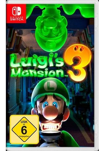Nintendo Switch Spiel »Luigi's Mansion 3«, Nintendo Switch kaufen