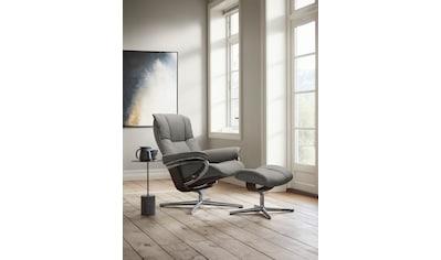 Stressless® Relaxsessel »Mayfair«, mit Hocker, mit Cross Base, Größe S, M & L, Gestell... kaufen