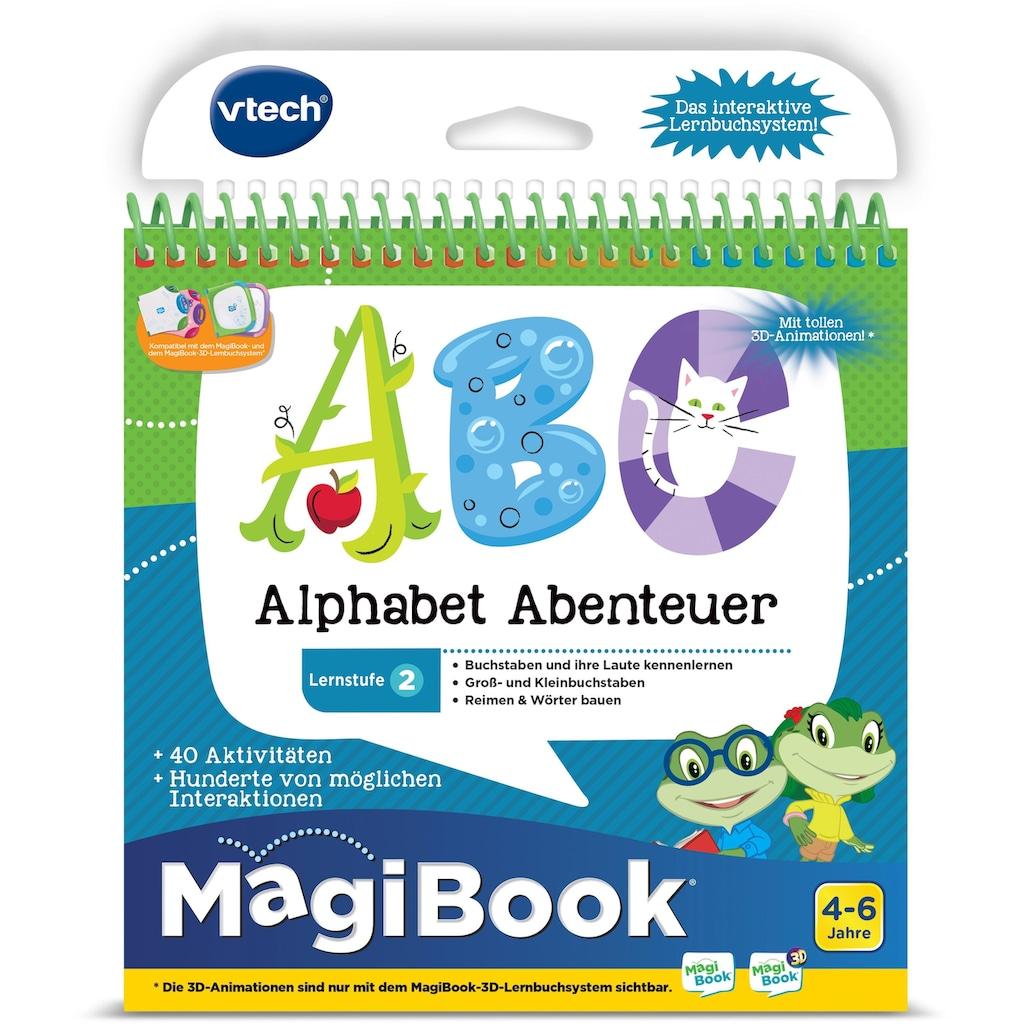 Vtech® Buch »MagiBook Lernstufe 2 - Alphabet Abenteuer«