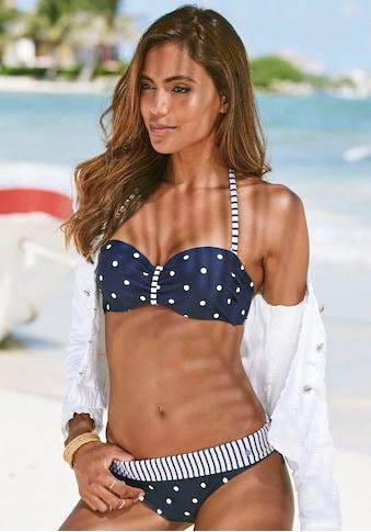 s.Oliver Beachwear Bügel - Bandeau - Bikini - Top »Audrey« kaufen