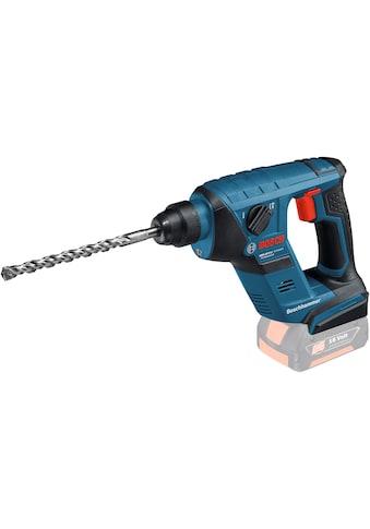 Bosch Professional Akku-Bohrhammer »GBH 18 V-LI Compact«, ohne Akku und Ladegerät kaufen