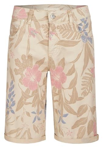 ANGELS Shorts,Bermuda TU' in floralem Design kaufen