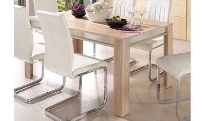 Homexperts Esstisch, Breite 160 cm kaufen