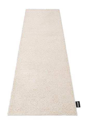 Bruno Banani Hochflor-Läufer »Shaggy Soft«, rechteckig, 30 mm Höhe, gewebt kaufen