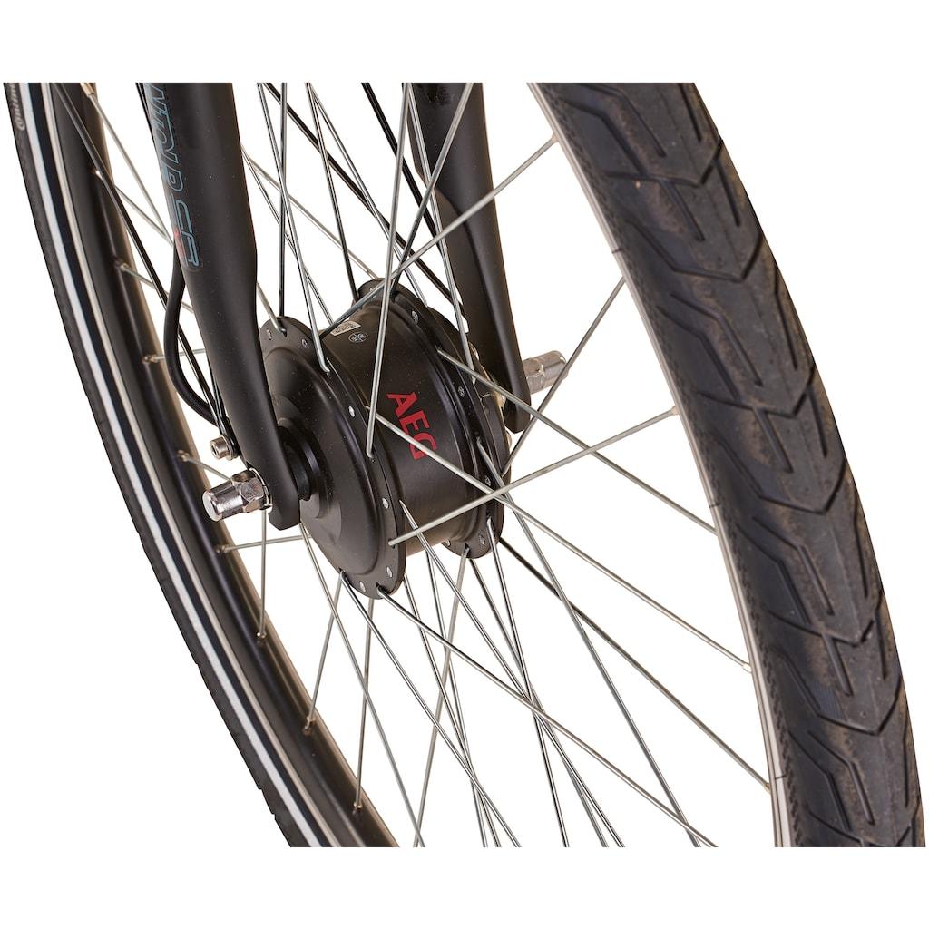 """Prophete E-Bike »GENIESSER City E-Bike 28""""«, 7 Gang, Shimano, Frontmotor 250 W"""