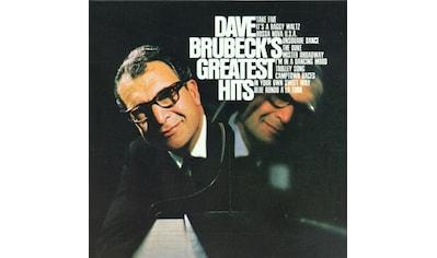 Musik-CD »GREATEST HITS / BRUBECK, DAVE« kaufen