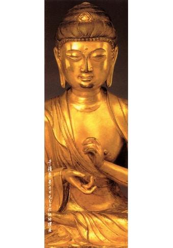 my home Kunstdruck »Buddha«, (1 St.) kaufen