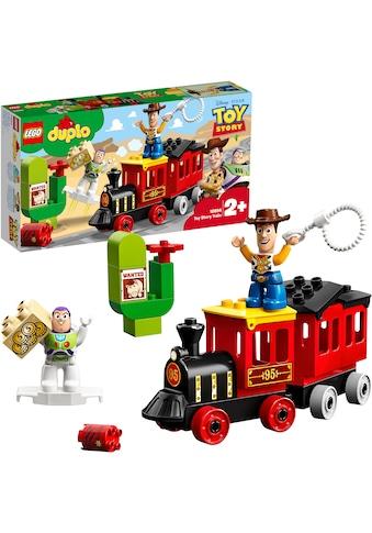 "LEGO® Konstruktionsspielsteine ""Toy - Story - Zug (10894), LEGO® DUPLO®"", Kunststoff, (21 - tlg.) kaufen"
