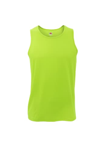 Fruit of the Loom Tanktop »Herren Performance Sport - Top, ärmellos« kaufen