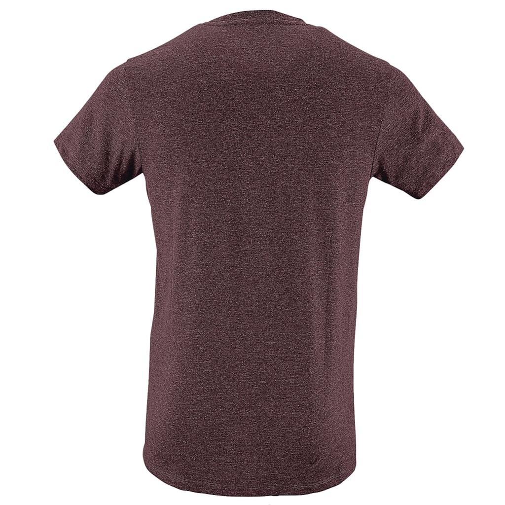 SOLS T-Shirt »Herren Regent Slim Fit, Kurzarm«