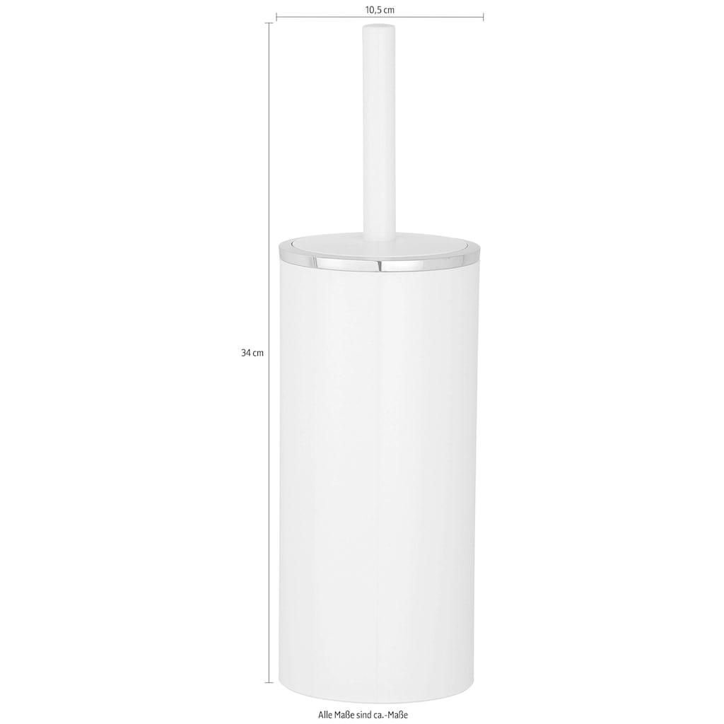 WENKO WC-Garnitur »Inca«, Bürstenkopf-Durchmesser 7,5 cm