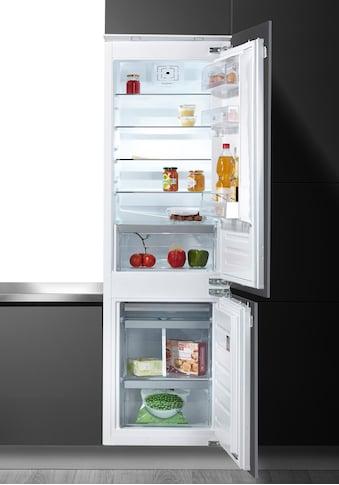 BAUKNECHT Einbaukühlgefrierkombination, 177 cm hoch, 55,7 cm breit kaufen