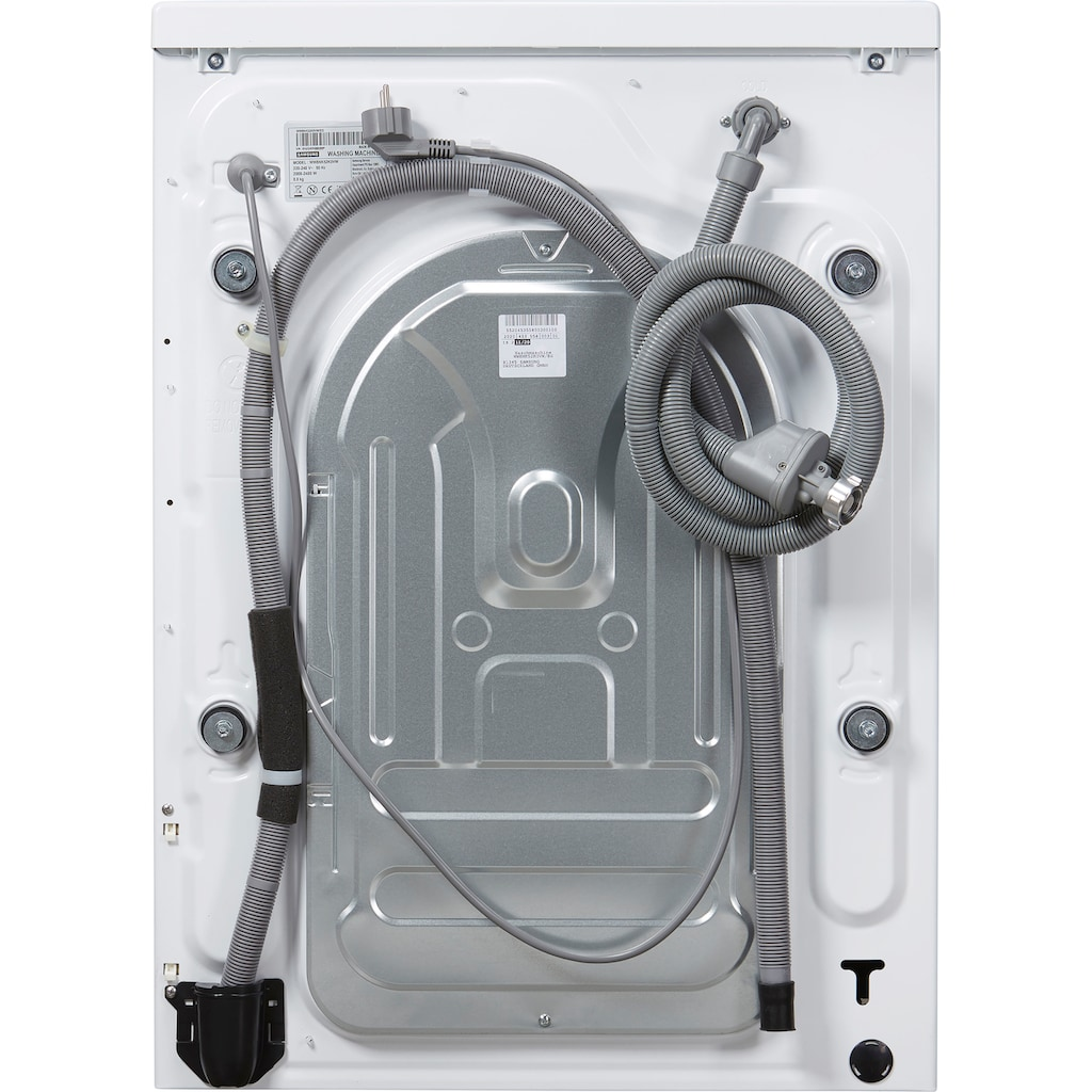 Samsung Waschmaschine »WW8NK52K0VW/EG«, WW5500T SLIM, WW8NK52K0VW/EG, 8 kg, 1200 U/min