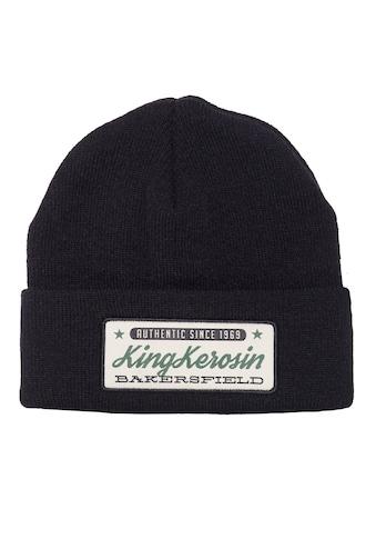 KingKerosin Strickmütze »Bakersfield« kaufen
