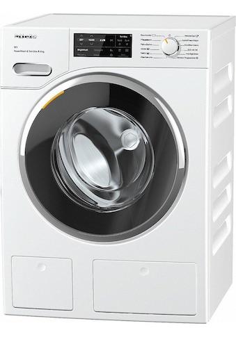 Waschmaschine Frontlader, Miele, »WWI860 WPS PWash&TDos&9 kg W1« kaufen