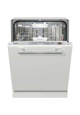 Miele vollintegrierbarer Geschirrspüler, G 5265 SCVi XXL Active Plus, 8,9 l, 14... kaufen