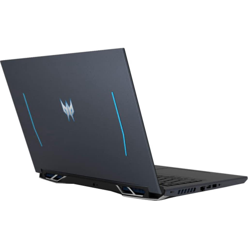 "Acer Notebook »PH317-55-70EA«, (43,94 cm/17,3 "" Intel Core i7 GeForce RTX™ 3060\r\n 512 GB SSD), Kostenloses Upgrade auf Windows 11, sobald verfügbar"
