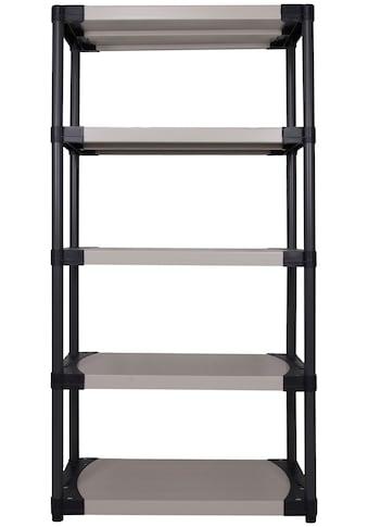 ONDIS24 Steckregal »Worker XL 105«, 5 Fachböden, Kunststoff kaufen