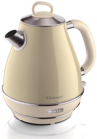 Ariete Wasserkocher »2869 CR Vintage«, 1,7 l, 2200 W kaufen