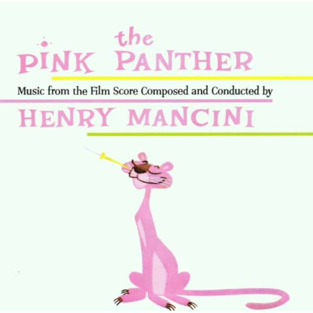 Musik-CD »THE PINK PANTHER / MANCINI, HENRY & HIS ORCHESTRA«