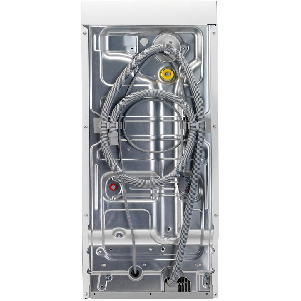 AEG Waschmaschine Toplader »L6TBA664«, L6TBA664, 6 kg, 1200 U/min, Nachlegefunktion