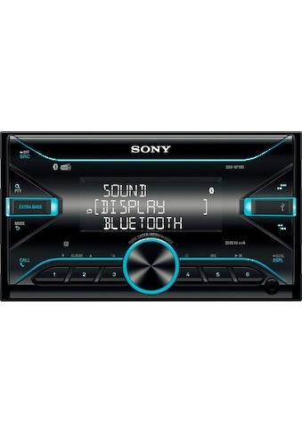Sony Autoradio »DSXB710KITEUR«, (Bluetooth Digitalradio (DAB+)-FM-Tuner 55 W) kaufen