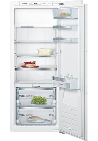 BOSCH Einbaukühlschrank, 139,7 cm hoch, 55,8 cm breit kaufen