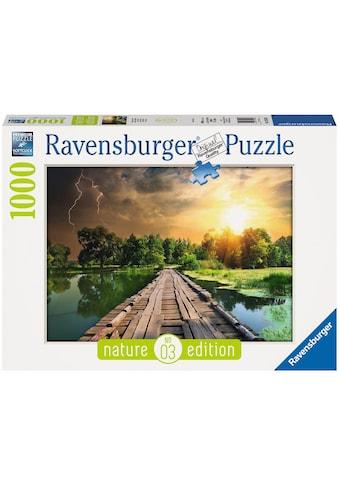 """Ravensburger Puzzle """"Mystisches Licht  -  Nature Edition"""" kaufen"""