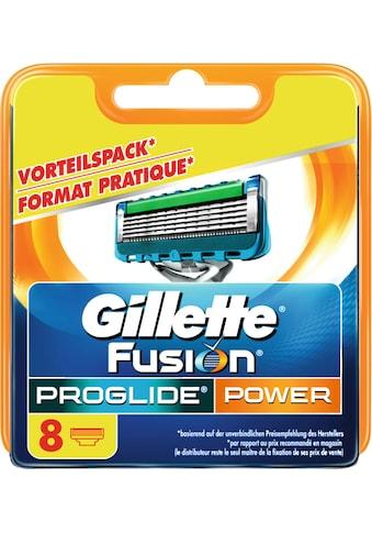 """Gillette Rasierklingen """"Fusion Proglide Power"""", 8 - tlg. kaufen"""