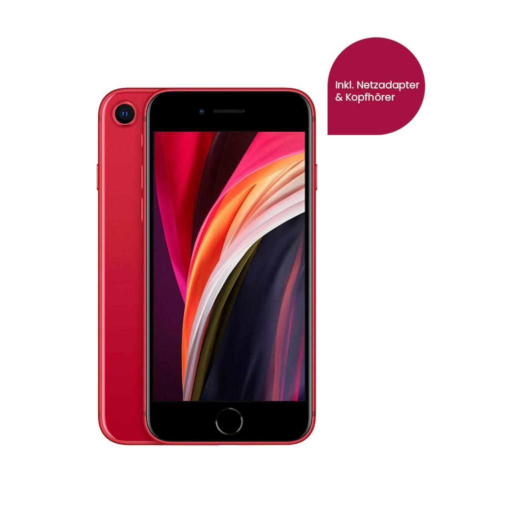 "Apple Smartphone »iPhone SE 64GB«, (11,94 cm/4,7 "", 64 GB Speicherplatz, 12 MP Kamera)"