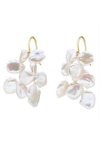 Valero Pearls Paar Ohrhänger »Set: VP828«, (2 tlg.), mit Süßwasser-Zuchtperlen kaufen