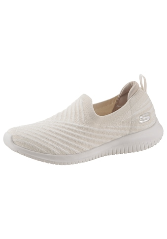 Skechers Slip-On Sneaker »ULTRA FLEX«, mit gepolstertem Fersenpart kaufen