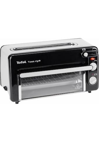Tefal, Minibackofen »Toast - Grill und Mini - Ofen TL6008« kaufen