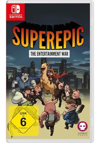 Spiel »Super Epic«, Nintendo Switch kaufen