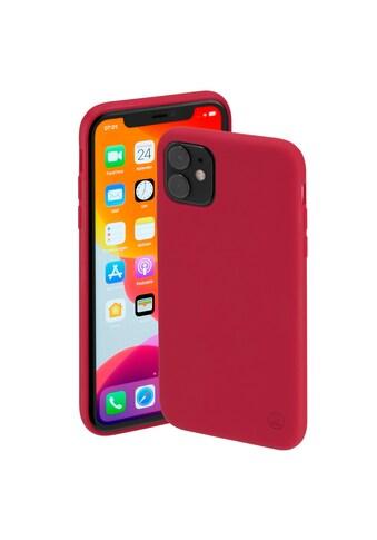 "Hama Smartphone-Hülle »Smartphone-Cover ""Finest Feel""«, iPhone 11, für Apple iPhone 11 kaufen"