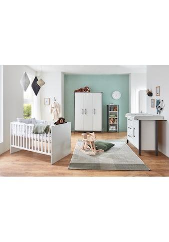 arthur berndt Babyzimmer-Komplettset »Liam«, (Set, 4 St.), Made in Germany; mit... kaufen