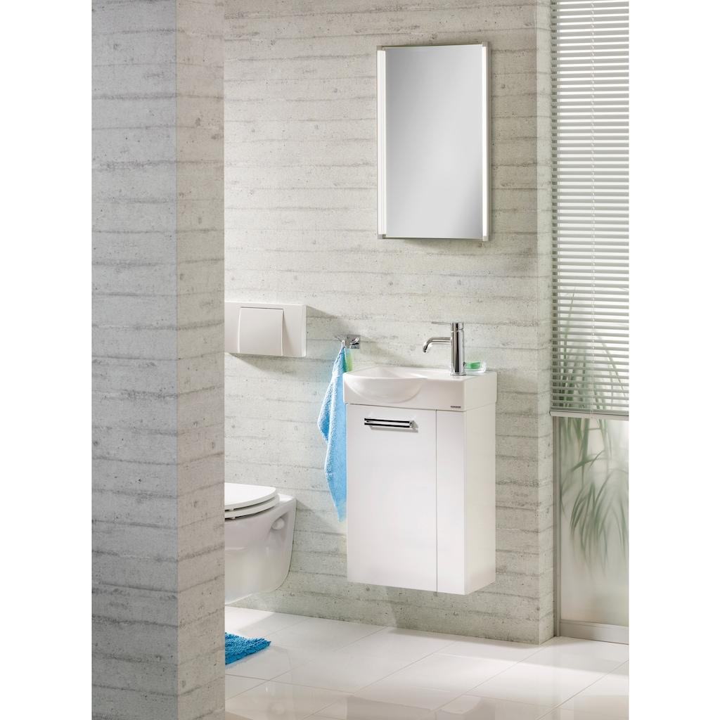 FACKELMANN Waschbeckenunterschrank »Lugano«, Breite 44 cm