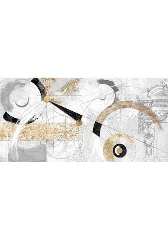 DELAVITA Kunstdruck »ARTURO ARMENTI / Nero e Oro«, (1 St.) kaufen
