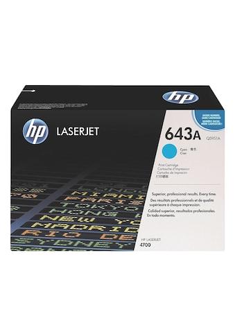 HP Druckkassette 643A kaufen