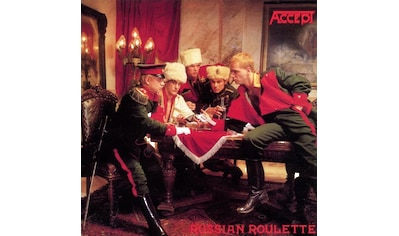 Musik-CD »RUSSIAN ROULETTE / ACCEPT« kaufen